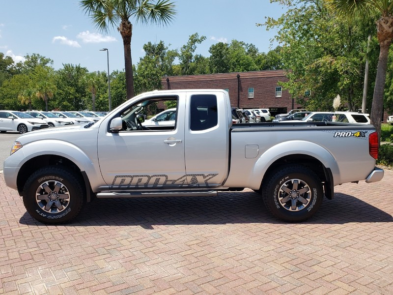 USED 2016 NISSAN FRONTIER PRO in SAVANNAH, GEORGIA (Photo 4)