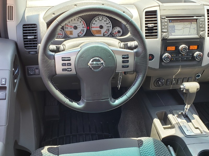 USED 2016 NISSAN FRONTIER PRO in SAVANNAH, GEORGIA (Photo 6)