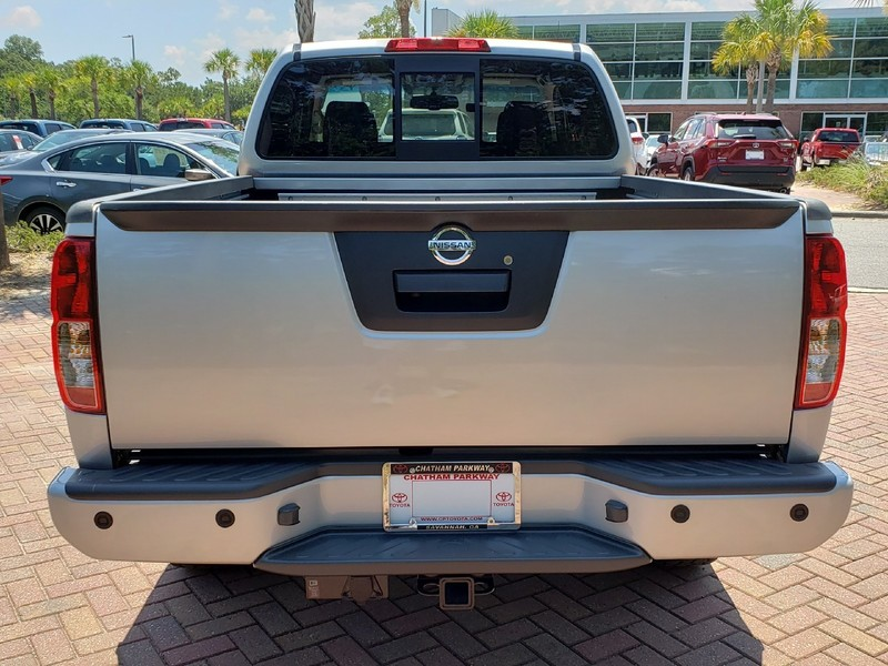 USED 2016 NISSAN FRONTIER PRO in SAVANNAH, GEORGIA (Photo 7)