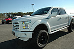 NEW 2015 FORD F-150 4X4 SUPERCREW 145 in WAYCROSS, GEORGIA (Photo 5)