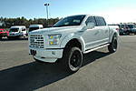 NEW 2015 FORD F-150 4X4 SUPERCREW 145 in WAYCROSS, GEORGIA (Photo 6)