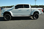 NEW 2015 FORD F-150 4X4 SUPERCREW 145 in WAYCROSS, GEORGIA (Photo 9)