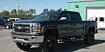 NEW 2015 CHEVROLET SILVERADO 1500 Z71 4WD LT CREW in WAYCROSS, GEORGIA