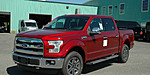 NEW 2015 FORD F-150 4X4 SUPERCREW 145 LARIAT in WAYCROSS, GEORGIA