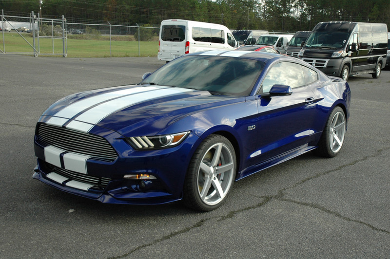NEW 2016 FORD MUSTANG GT COUPE PREMIUM in WAYCROSS, GEORGIA