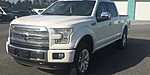 NEW 2016 FORD F150 4X4 S/C PLATINUM 145 in WAYCROSS, GEORGIA