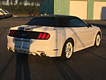 NEW 2016 FORD MUSTANG GT CONVERTIBLE PREMIUM in WAYCROSS, GEORGIA (Photo 6)