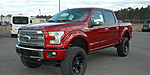 NEW 2016 FORD F-150 4X4 S/C PLATINUM 145 in WAYCROSS, GEORGIA