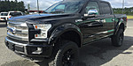 NEW 2016 FORD F-150 4X4 PLATINUM S/C 145 in WAYCROSS, GEORGIA