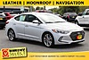 USED 2017 HYUNDAI ELANTRA LIMITED in MARLOW HEIGHTS, MARYLAND