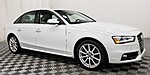 USED 2016 AUDI A4 PREMIUM PLUS in CREVE COEUR, MISSOURI