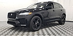 NEW 2020 JAGUAR F-PACE 25T CHECKERED FLAG LIMITED EDITION in CREVE COEUR, MISSOURI