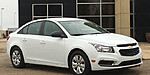 USED 2015 CHEVROLET CRUZE LS in JACKSON, MISSISSIPPI