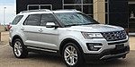USED 2016 FORD EXPLORER LIMITED in JACKSON, MISSISSIPPI