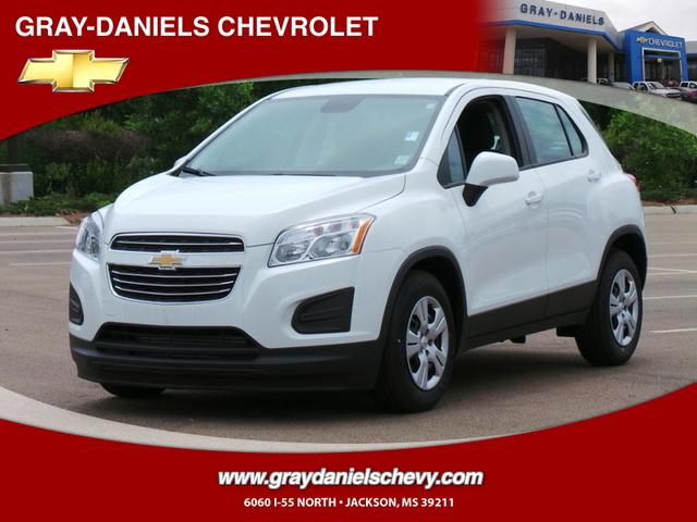 New 2015 Chevrolet Trax, $21105