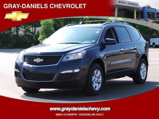New 2015 Chevrolet Traverse, $32775
