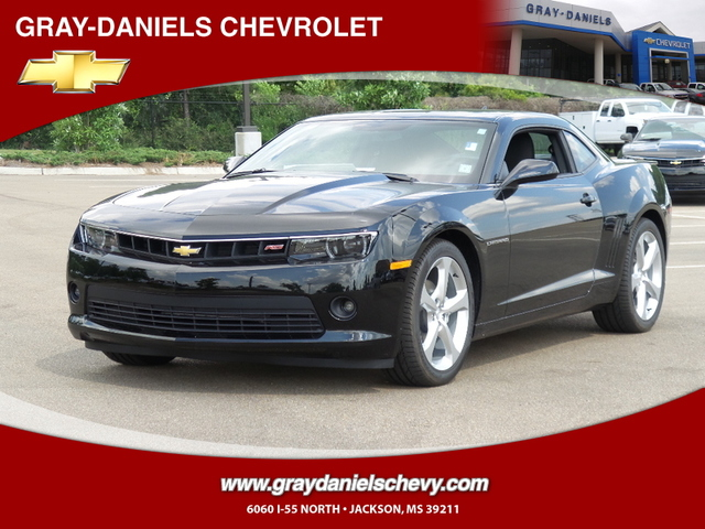 New 2015 Chevrolet Camaro, $31600