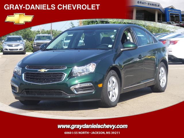 New 2015 Chevrolet Cruze, $23085