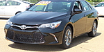 NEW 2015 TOYOTA CAMRY SE in BRANDON, MISSISSIPPI