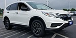 USED 2016 HONDA CR-V SE in LUMBERTON, NORTH CAROLINA