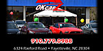 USED 2000 CHEVROLET VENTURE VALUE 1SV PKG in FAYETTEVILLE, NORTH CAROLINA