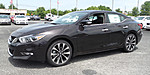 NEW 2016 NISSAN MAXIMA 3.5 SR in GREENVILLE, NORTH CAROLINA