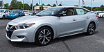NEW 2016 NISSAN MAXIMA 3.5 SV in GREENVILLE, NORTH CAROLINA