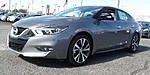 NEW 2016 NISSAN MAXIMA 3.5 SL in GREENVILLE, NORTH CAROLINA