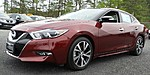 NEW 2016 NISSAN MAXIMA 3.5 PLATINUM in GREENVILLE, NORTH CAROLINA