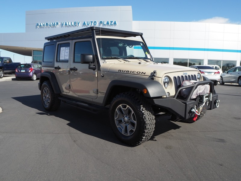 USED 2016 JEEP WRANGLER UNLIMITED in PAHRUMP, NEVADA
