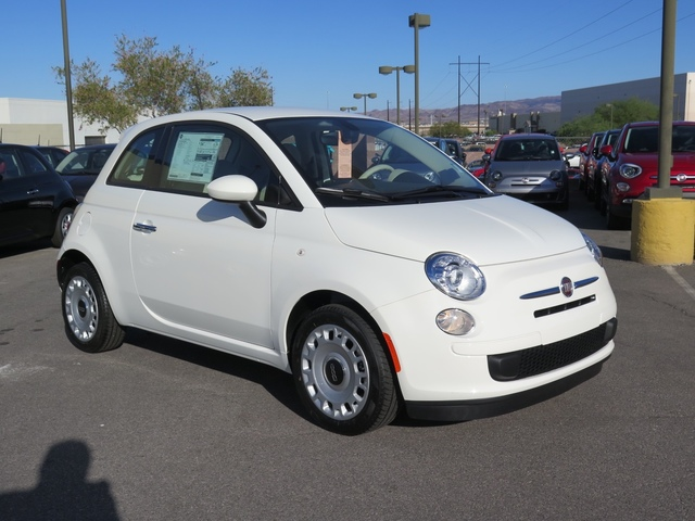 New Cars in Henderson 2016 FIAT 500