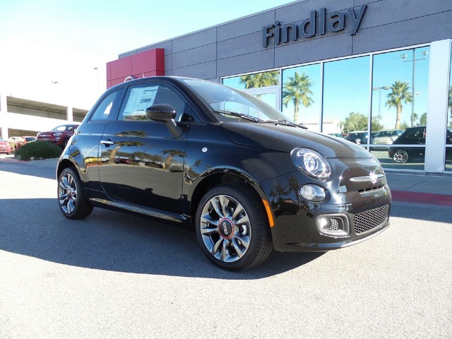 New Cars in Henderson 2017 FIAT 500