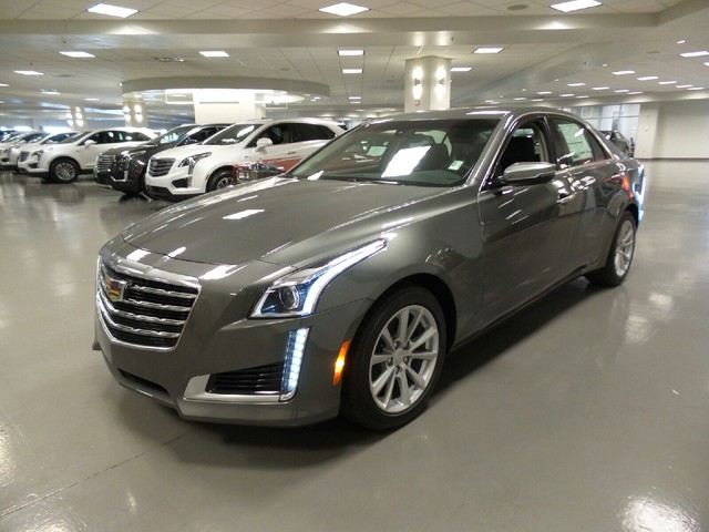 New Cars in Henderson 2017 CADILLAC CTS