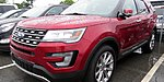 USED 2017 FORD EXPLORER LIMITED in MAPLE SHADE, NEW JERSEY