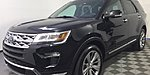USED 2018 FORD EXPLORER LIMITED in MAPLE SHADE, NEW JERSEY