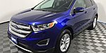 USED 2015 FORD EDGE SEL in MAPLE SHADE, NEW JERSEY