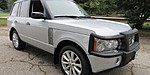 USED 2007 LAND ROVER RANGE ROVER SC in GREENVILLE, SOUTH CAROLINA