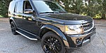USED 2015 LAND ROVER LR4 LUX in GREENVILLE, SOUTH CAROLINA