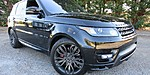 USED 2016 LAND ROVER RANGE ROVER SPORT HST in GREENVILLE, SOUTH CAROLINA