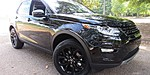USED 2017 LAND ROVER DISCOVERY SPORT HSE in GREENVILLE, SOUTH CAROLINA