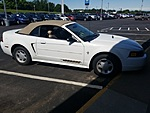 USED 2001 FORD MUSTANG PREMIUM in OSSEO, WISCONSIN (Photo 4)